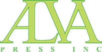 Alva Press, Inc. Footer Logo